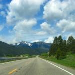 Driving through eastern Montana.