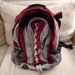 Six items I'd stuffed into this backpack helped salvage the first night of my trip.