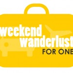 Weekend Wanderlust for One