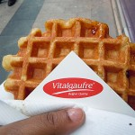 Belgium and My Waffle-a-Day Diet