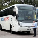National Express offers a fairly straightforward coach service between London and Glasgow. It's long and sometimes it's uncomfortable, but it will get you to your destination.