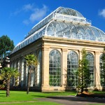 Temperate Palm House, Royal Botanic Garden Edinburgh