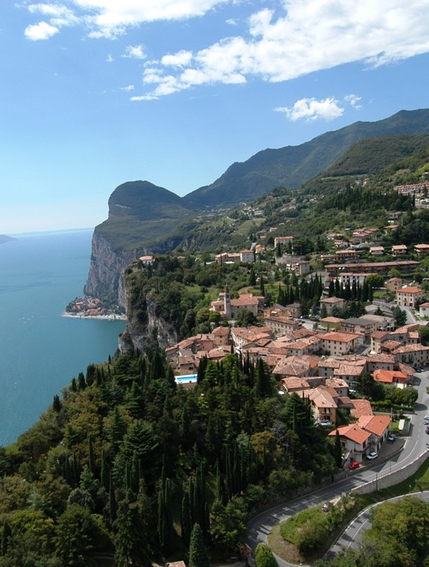 On Lake Garda and Learning to Speak Italian