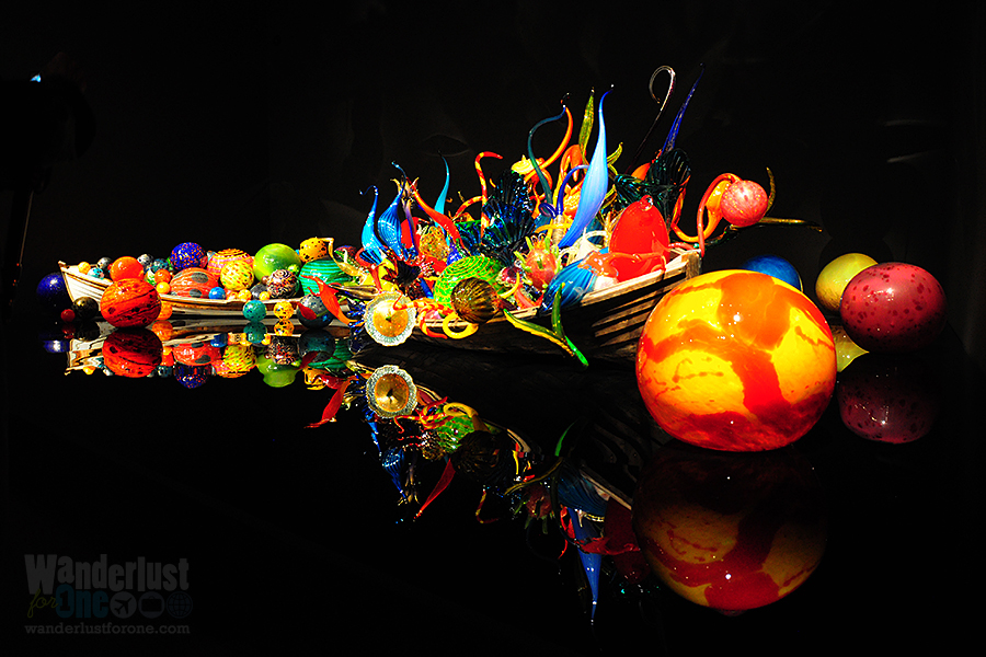 Chihuly Garden And Glass Exhibition Hall Images