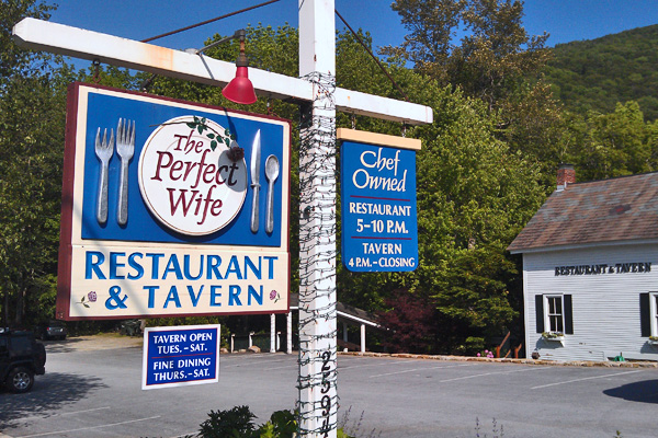 The Perfect Wife Restaurant and Tavern