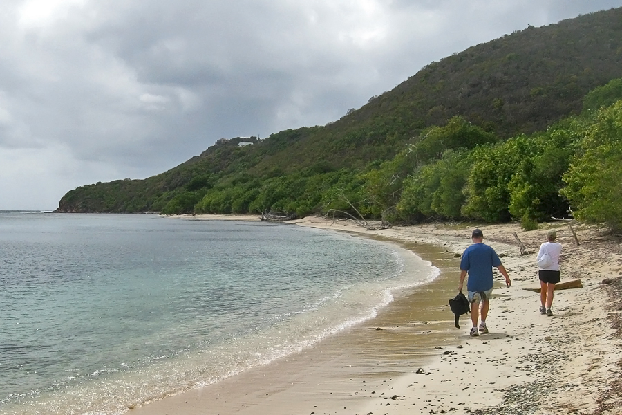 Virgin Islands National Park: Hiking the Reef Bay Trail