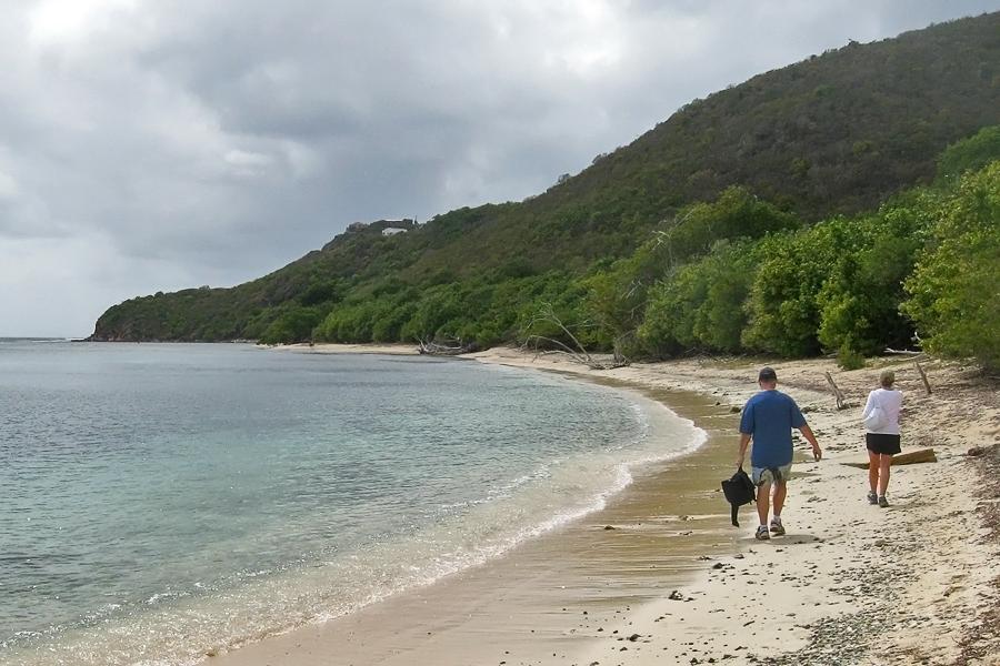 Reef Bay, St. John
