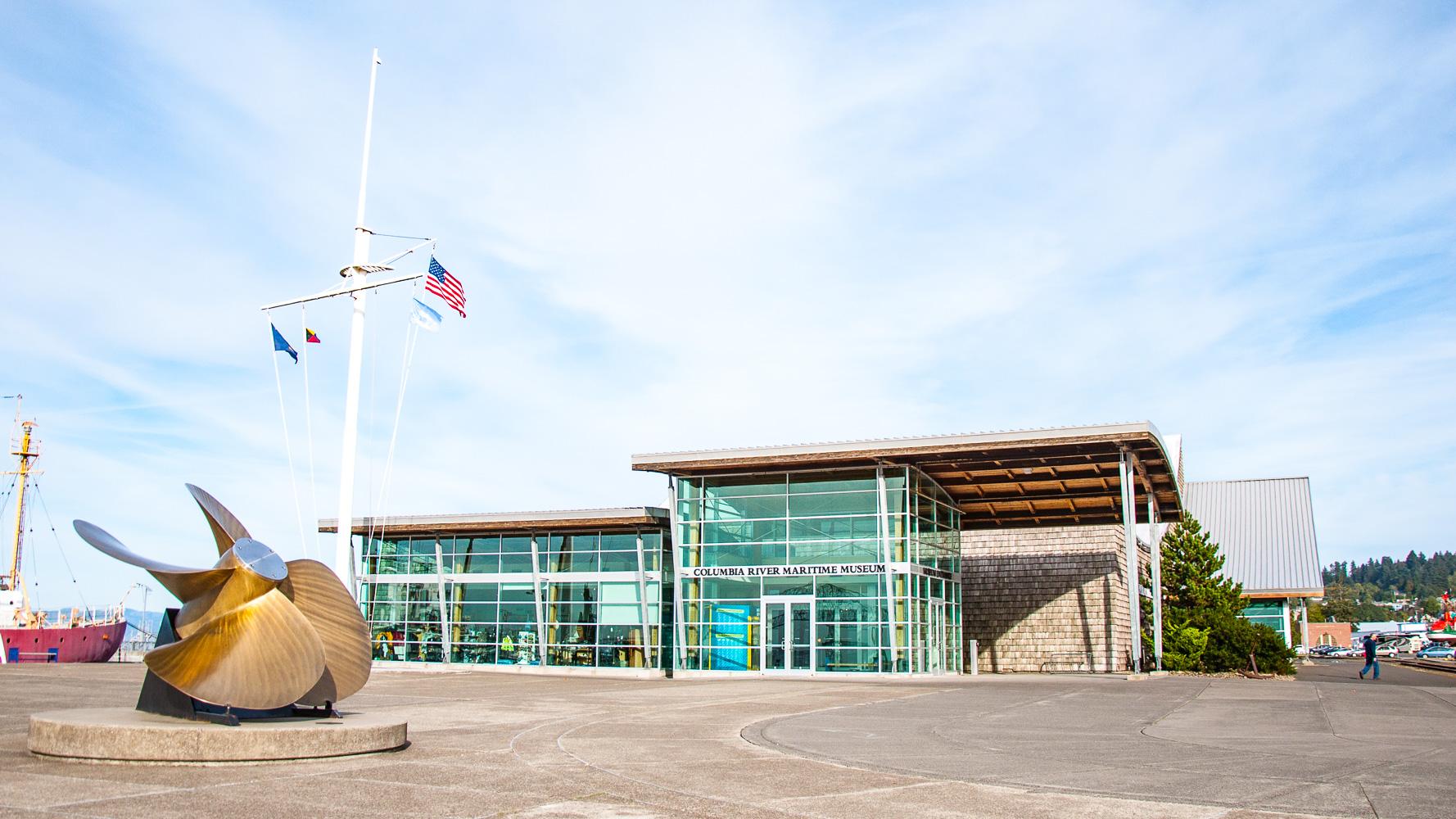 Columbia River Maritime Museum, Astoria, Oregon