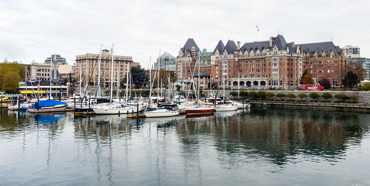 Inner Harbour, Victoria, B.C.